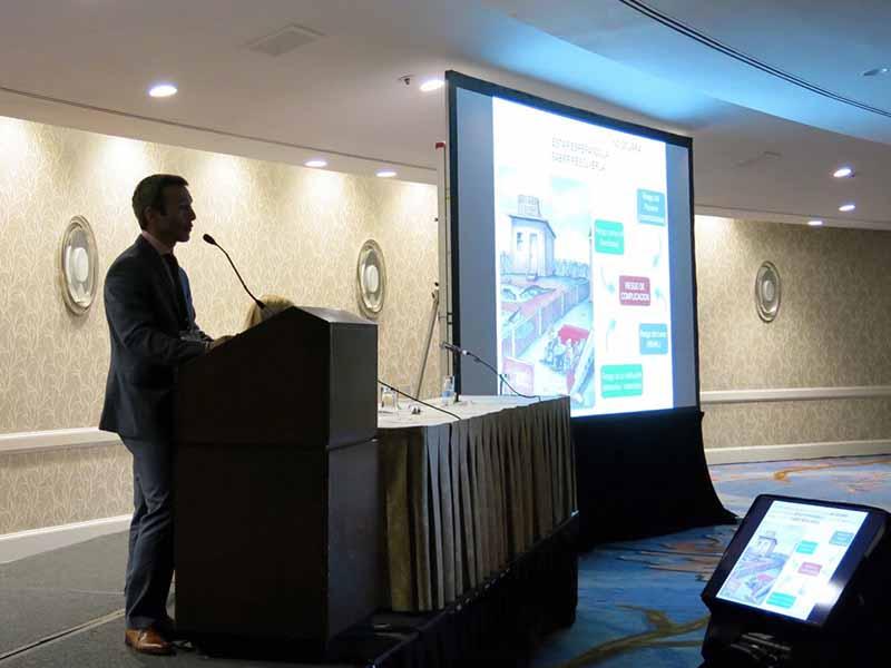 Presentación en Congreso Americano de Urología en San Diego 2016