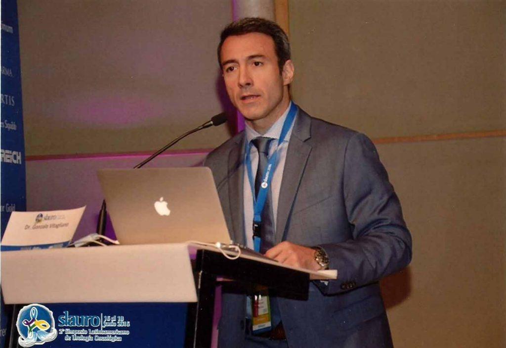 2do Simposio Latinoamericano de Urología Oncológica en Viña del Mar