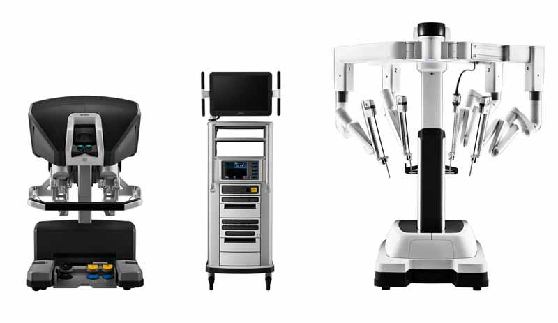 Da-vinci---Cirugía-Robotica