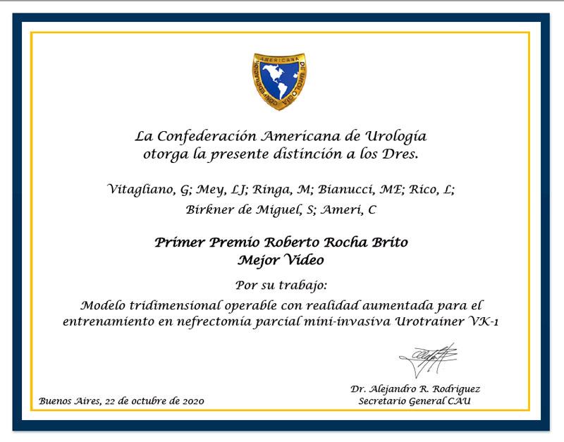 Premio-a-UROTRAINER